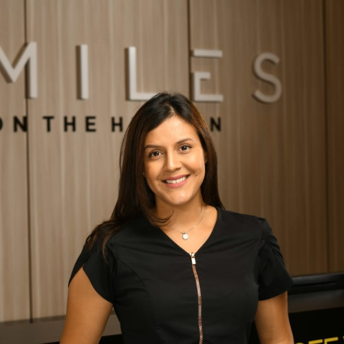 Lily of Smiles on the Hudson dental practice in Edgewater, New Jersey